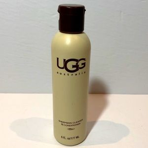 Ugg Sheepskin Cleaner and Conditioner